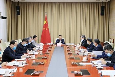 农业和农村事务部召开常务会议,研究和促进长江生物多样性保护