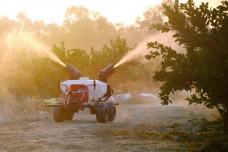 """农业机器人的多样性催生了""""无人农场""""的新概念"""