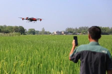 """从5G""""管家""""到无人机""""飞手"""":新农村格式激发新活力"""