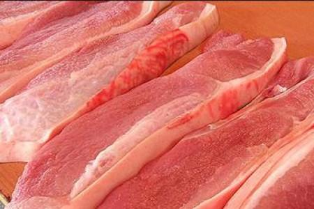 2021年5月23日全国猪肉平均批发价