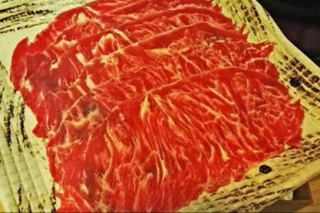 2020年12月20日全国牛肉平均批发价