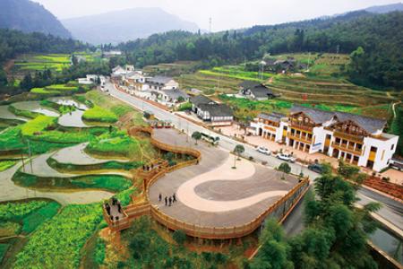 文化旅游部:挖掘潜在优势推进旅游扶贫